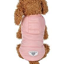 Ropa para mascotas ,RETUROM Abrigo grueso invierno acolchado caliente chaleco ropa para mascotas