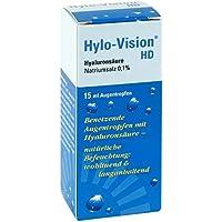 Hylo-vision Hd Augentropfen 15 ml preisvergleich bei billige-tabletten.eu