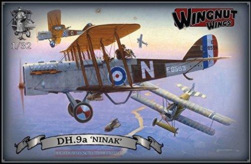 Wingnut Wingnut 32007 - Juego de Accesorios para modelar (Escala 1:32, DH.9a NINAK)
