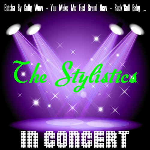 The Stylistics in Concert