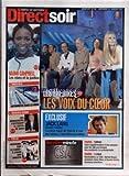 DIRECT SOIR [No 95] du 24/01/2007 - LES ENFOIRES - LES VOIX DU COEUR - JACK LANG - NAOMI CAMPBELL - ETATS-UNIS - LES DEMOCRATES S'OPPOSENT A L'APPEL DE BUSH - MICHEL BOYON - ALAIN MEAR - RACHID ARHAB AU CSA - GUINEE - NOUVELLES MANIFESTATIONS POUR LE DEPART DE LANSANA CONTE - AFGHANISTAN - LES AUTORITES LUTTENT CONTRE LA CULTURE ILLEGALE DU PAVOT - DAVOS - OUVERTURE DU FORUM ECONOMIQUE