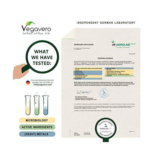 Integratore PROSTATA Vegavero® | 180 capsule | L'UNICO con Saw Palmetto al 80% di ACIDI GRASSI | con Serenoa Repens… 5 spesavip