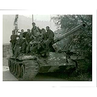 Fotomax Vintage Photo of Srebrenica Bosnian War