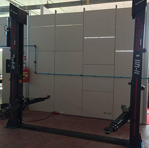 Puente elevador coche electrohidráulico 2columnas