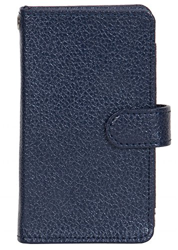 Micromax Canvas Doodle 2 A240 - Handmade Flip Wallet Leather Pouch Cover Comfortable & Stylish (Be Unique Buy Unique) Buy it Now By Senzoni  available at amazon for Rs.279