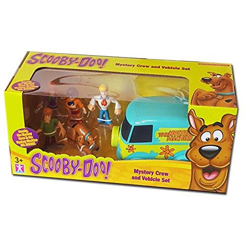 olving Crew Figures & Van Mini Playset (Baby-scooby Doo)