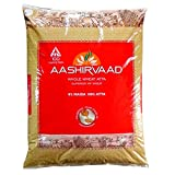 Aashirvaad Flour - Whole Wheat Atta, 5kg Pack