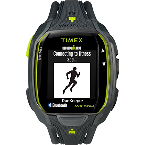 Timex Herren Ironman Run X50 Plus HRM