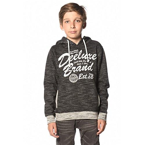 Sweatshirthirt Deeluxe Enfant Whalley W17509B Black Noir