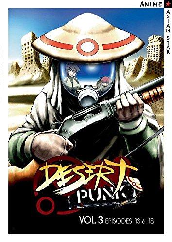 Desert punk : Volume 3 - Coffret 2 DVD