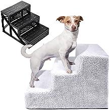 Mascota Pasos, Legendog Escaleras Para Perros Escalera PortáTil Para Mascotas Con Escalera Para Escaleras Y