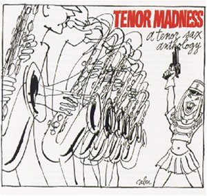 A Tenor Sax Anthology [Import Anglais]