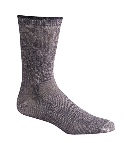 Fox River Outdoor Trailmaster nevica hiking calze, unisex Uomo, Charcoal, M