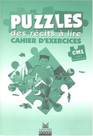 Cahiers d'exercices CM1