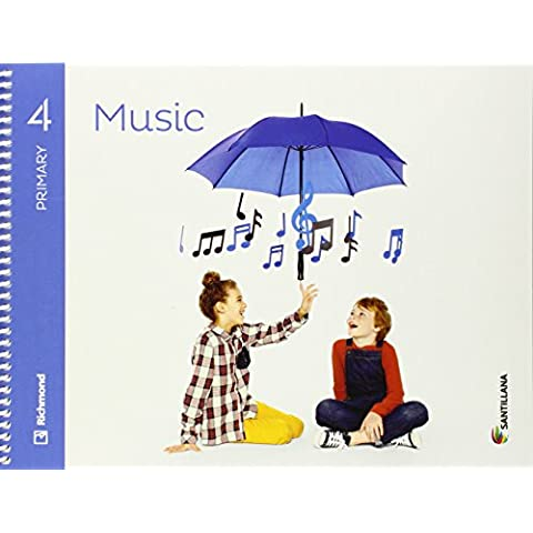 MUSIC 4 PRIMARY STUDENT'S BOOK + CD