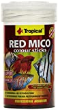 Tropical Red Mico Colour Sticks gefriergetrocknete Blutwürmer