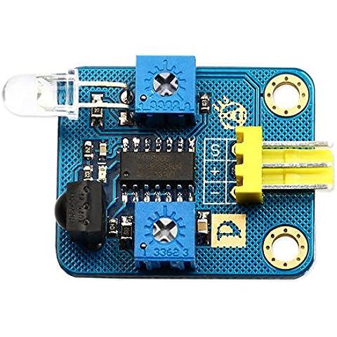 Cloud Sensore Sensore Fotoelettrico Sensore Ad Infrarossi Per Evitare Ostacoli Comando Programmato La Macchina