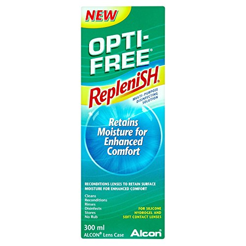 Opti-Free® Replenish® Multi-Purpose Disinfecting Solution 300ml