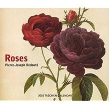 Roses Wall Calendar: 2002