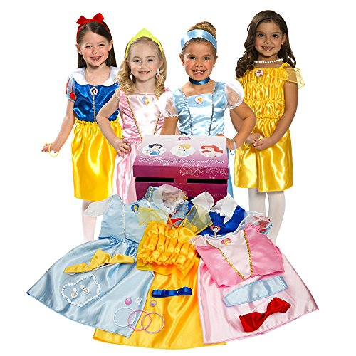 Disney Princess Dress Up Trunk by Disney Princess (Up Trunks Dress)