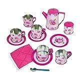 BINO 83389 - Kinder-Tee-Set, rosa