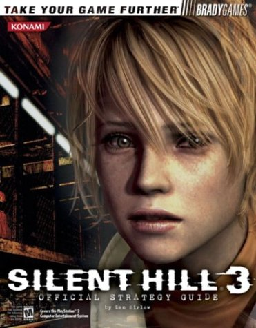 Silent Hill 3 Official Strategy Guide (Brady Games) (Inglés)