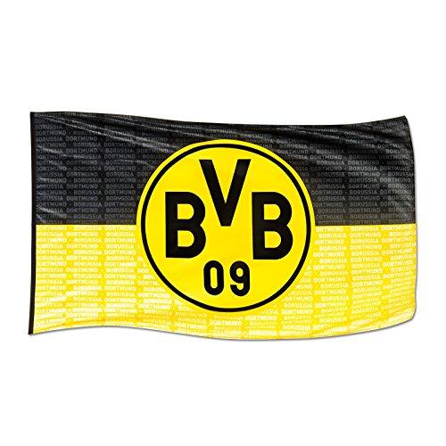 BVB-Hissfahne Borussia Dortmund (250x150cm) one size
