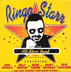 Ringo Starr and His Third All-Starr Band (UK Import) by ...