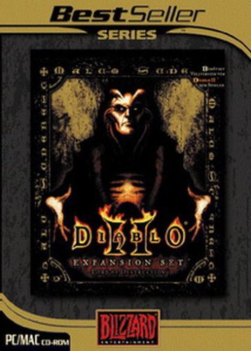 Blizzard Entertainment Diablo II: Lord of Destruction (Add-On) [BestSeller Series]