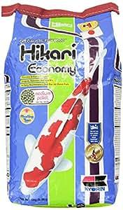 Hikari Economy Floating Type Koi Fish Food (Medium), 4kg
