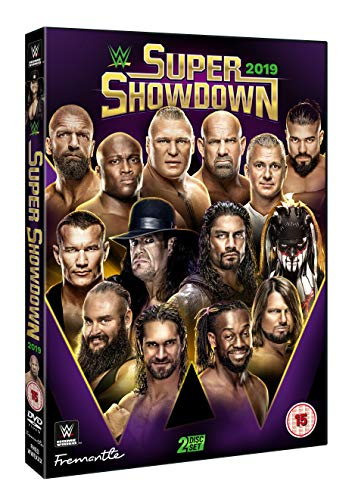 WWE: Super ShowDown 2019 [DVD]