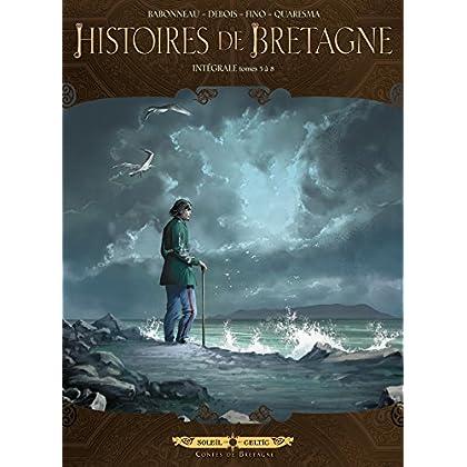 Histoires de Bretagne - Intégrale T5 à T8