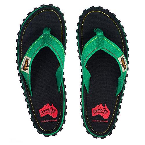 Gumbies Islander Sandale Noir
