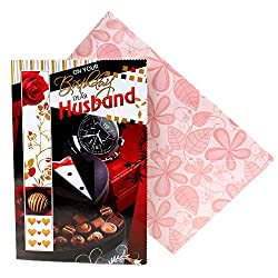 Giftacrossindia Birthday Greeting Card For Husband