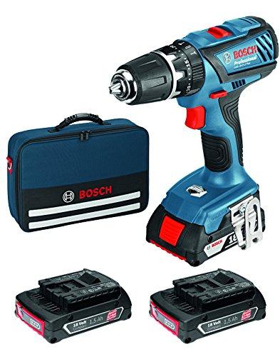 Bosch 06019E7101 Taladro con bolsa, 18 W, 18 V