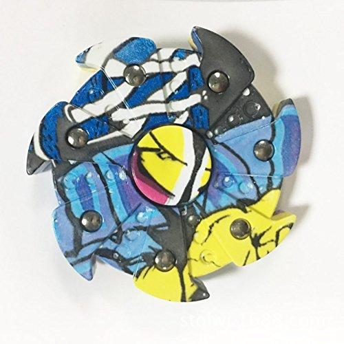 rebuty-new-design-plastic-fidget-hand-toy-colourful-finger-spinner-steel-bearings-edc-pocket-desk-fo