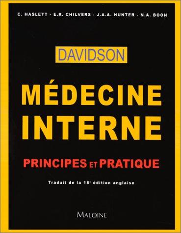 Davidson : médecine interne