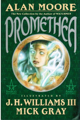 Promethea: Collected: 1 (Hardcover) (Pre-order)