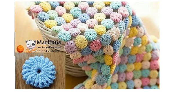 Crochet Easy Circle Blanket Afghan Crochet Easy Circle Blanket