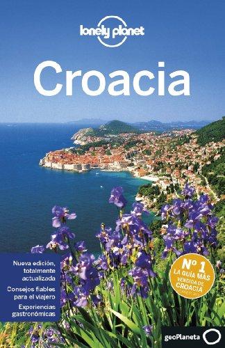 Portada del libro Croacia 5 (Guías de País Lonely Planet)