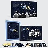 GOT7-[GOT7ING DVD] 3 DISC(CD)+84p Photo Book+7p Photo Post Card K-POP Sealed