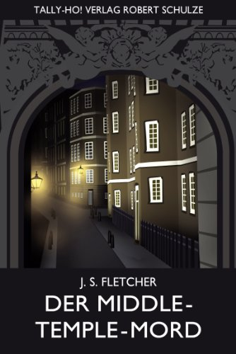 Buch: Der Middle-Temple-Mord von J.S. Fletcher