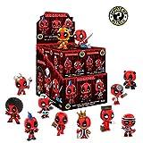 Funko Mystery Minis: Deadpool- 1 Mystery Deadpool Figure (Random Pick)