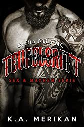 Teufelsritt - Coffin Nails MC (gay romance) (Sex & Mayhem DE 1)
