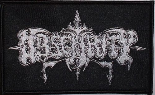 Obscurity - Logo Aufnäher / Patch - Wikinger-logo-patch