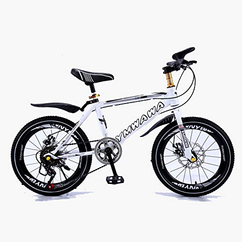 Kinderfahrrad,16-18-20 Zoll Mountainbike Scheibenbremse Single Speed  Kinderfahrrad
