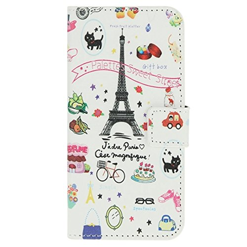 Phone case & Hülle Für iPhone 6 / 6S, Eiffelturm Pattern Horizontale Flip Magnetic Gürtelschnalle Ledertasche mit Card Slots & Wallet & Holder ( SKU : S-IP6G-0491D ) S-IP6G-0491A