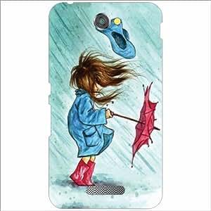 Sony Xperia E4 Back Cover - Storm Designer Cases