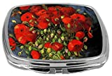 Rikki Knight Compact Mirror, Van Gogh Art Red Poppies Amazon