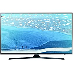 "Samsung UE50KU6079 50"" 4K Ultra HD Smart TV Wifi Negro LED TV - Televisor (4K Ultra HD, A, 3840 x 2160, Mega Contrast, Negro, ALB, BOS, BUL, CRO, CZE, DAN, DEU, DUT, ENG, ESP, EST, FIN, ENG, GRE, HUN, ITA, LIT, MAC, NOR, POL,)"